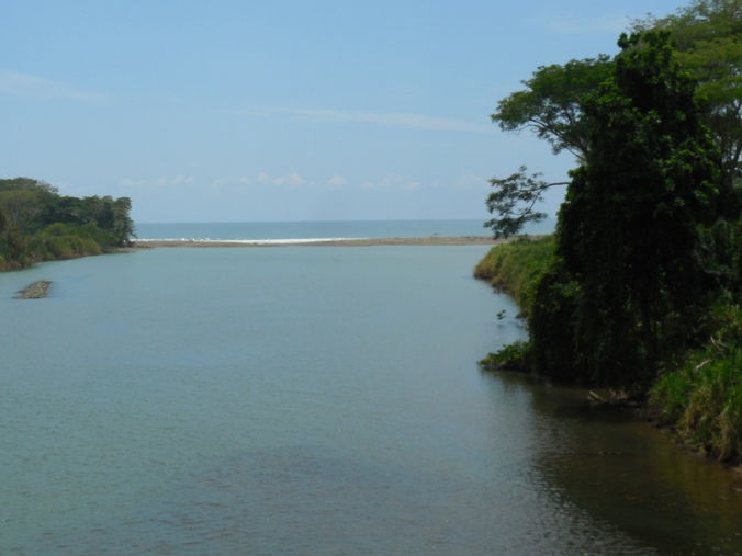 River at Dominical