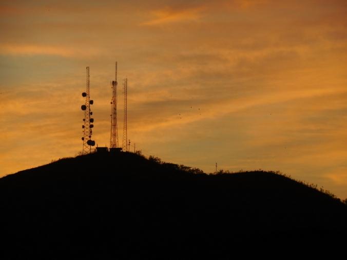 Sunrise in Aguadulce 1