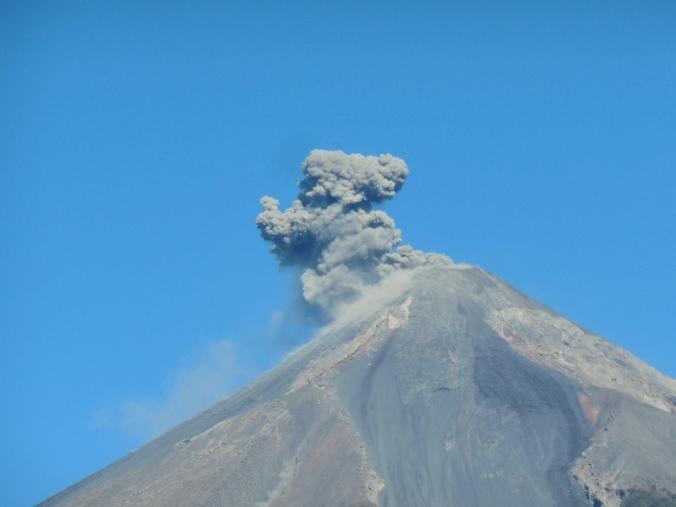 Volcano de Fuego 5