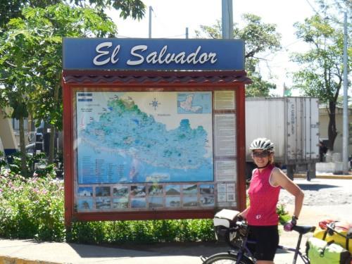 Welcom to El Salvador