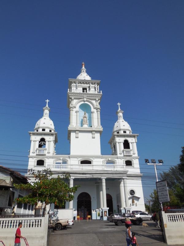 Zacatecolua church 1