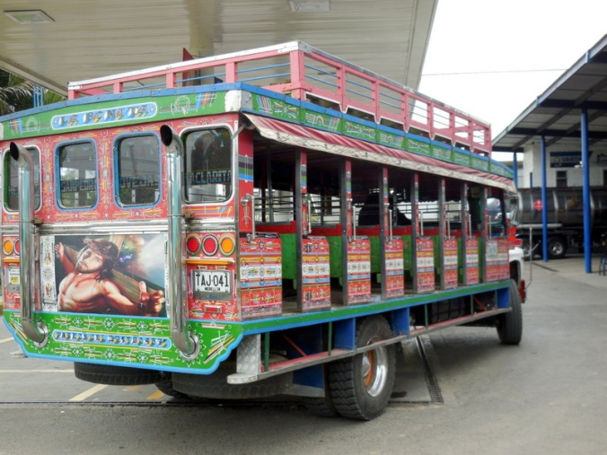Andes bus