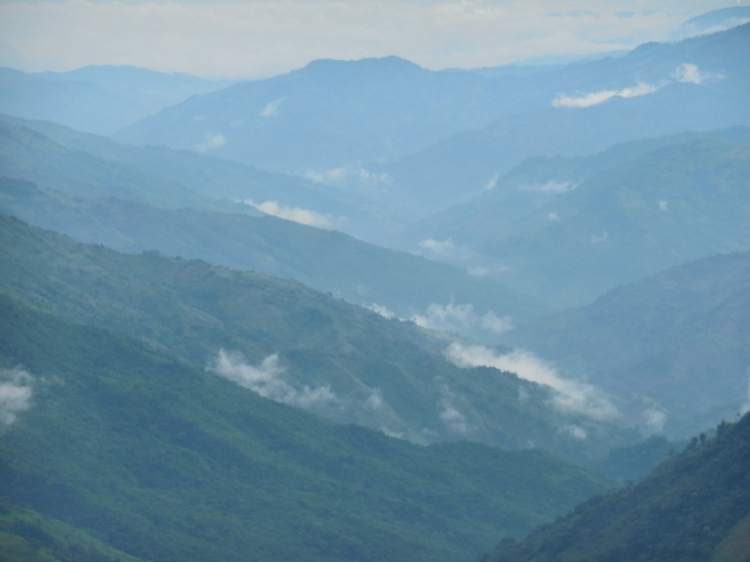 Andes view 1