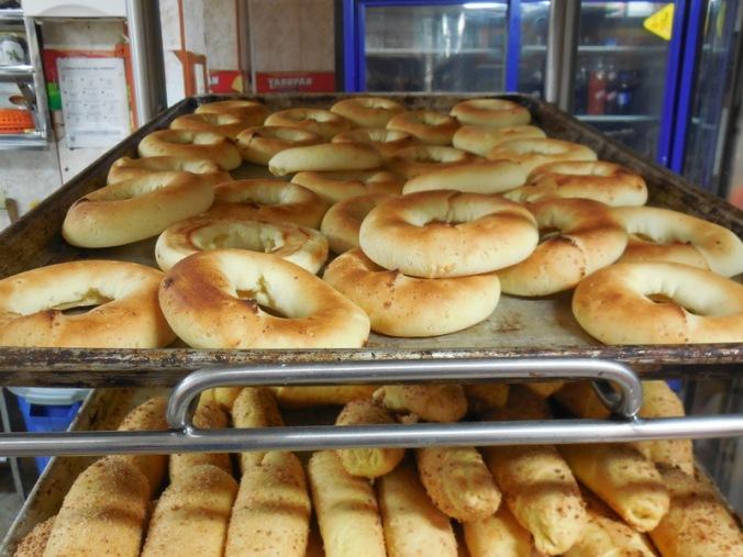 Bakery - cheese buns 1