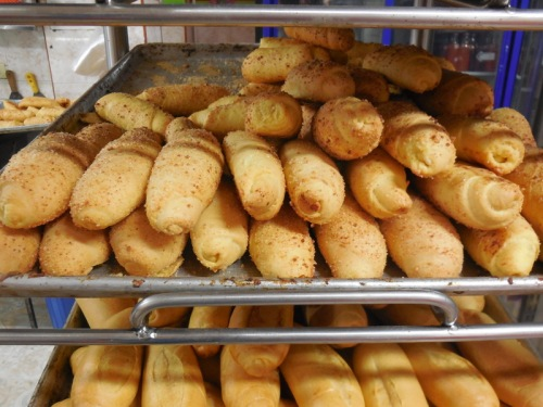 Bakery - cheese buns 2