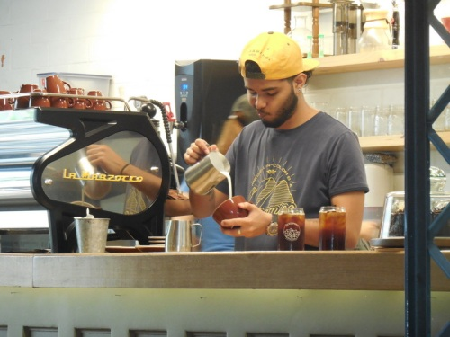 Cafe maker