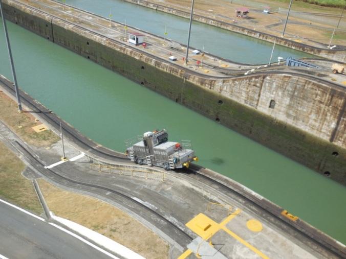 Canal tug 2