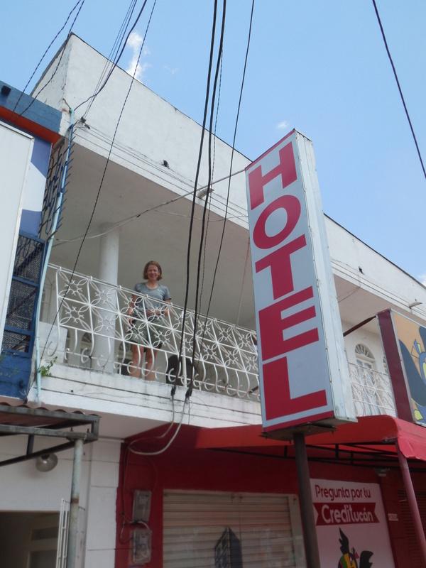 Casa Blanca hotel 1