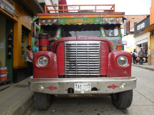 Colombia buses 2