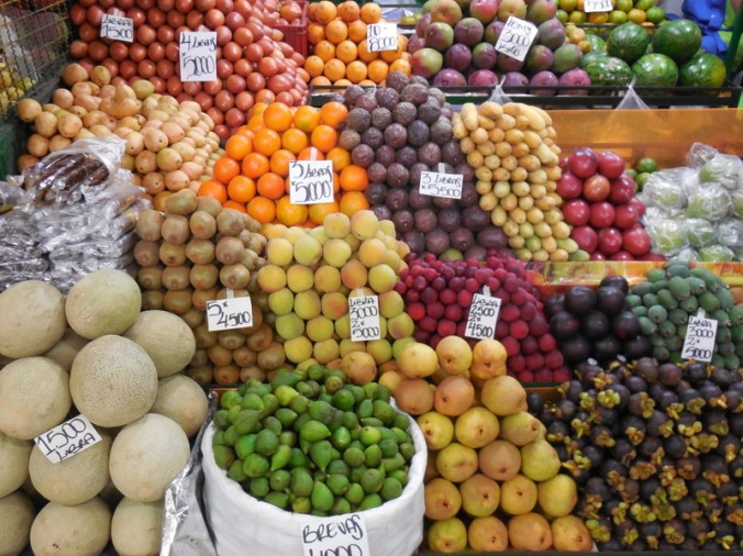 Fruit stand 5