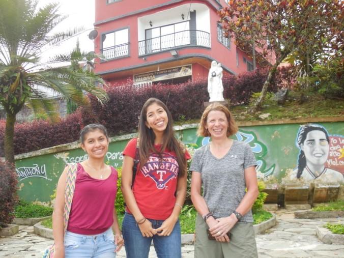 Jennifer, Natashia and Nancy