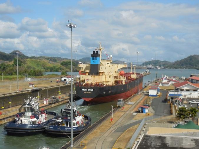 Lock and ship 1
