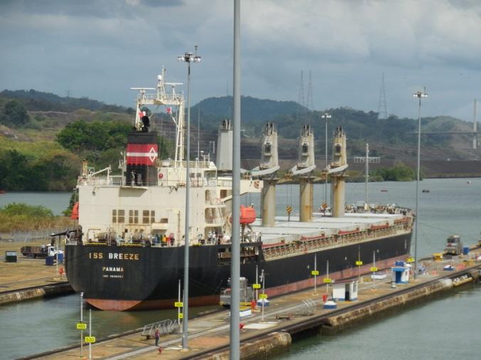 Lock and ship 4