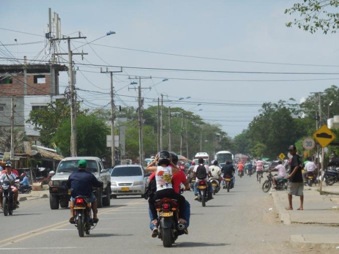 Lorica - rush hour 1
