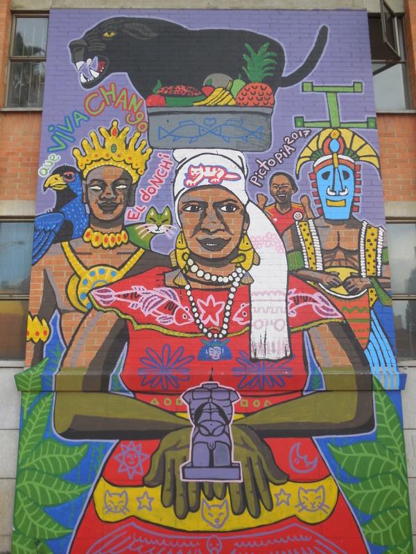 Medellin art
