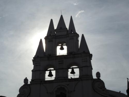 Medellin church