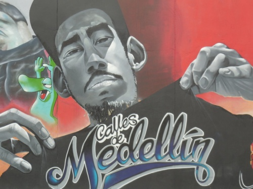Medellin streets
