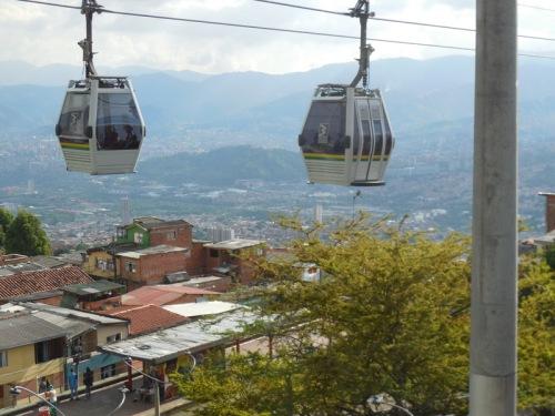 Medellin view 2