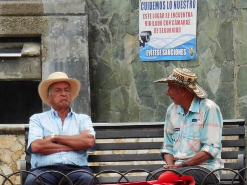 Men in hats 1