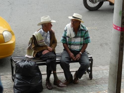 Men in hats 2