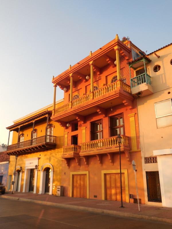 Oldtown buildings 1