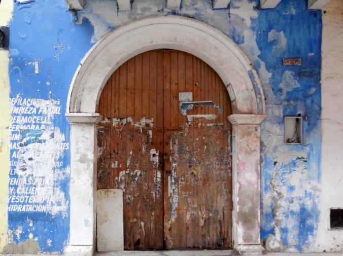 Oldtown door of the day