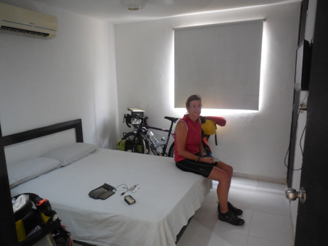 Our room - nice