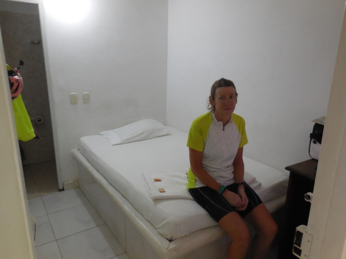 Our room, not sure it was worth it
