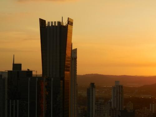 Panama sunset 2