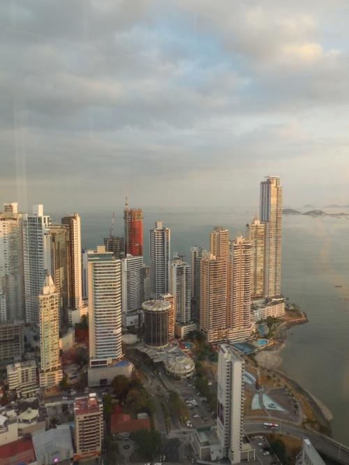 Panama view 3