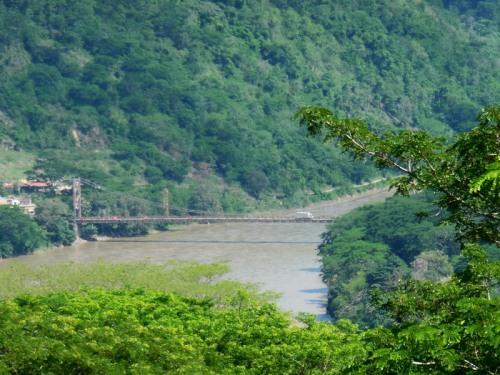 River we cross tomrrow