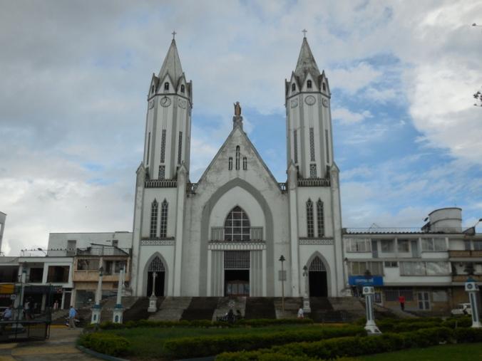 Santa Rosa de Cabal church