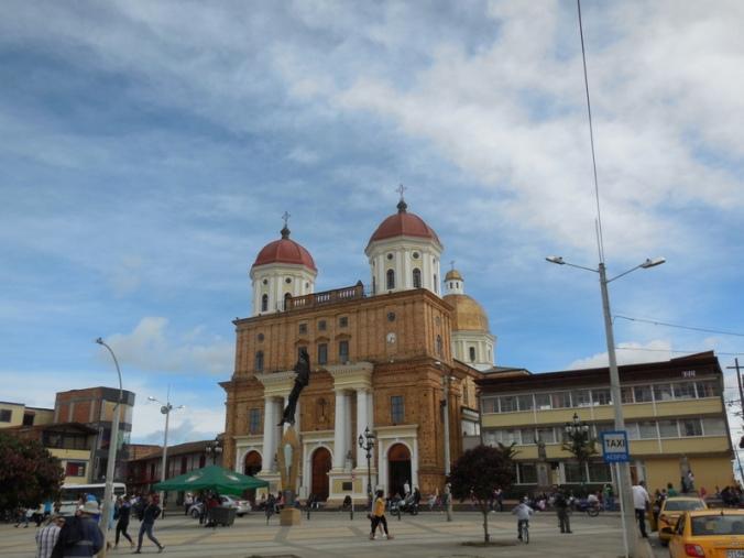 Santa Rosa de Osos church 1