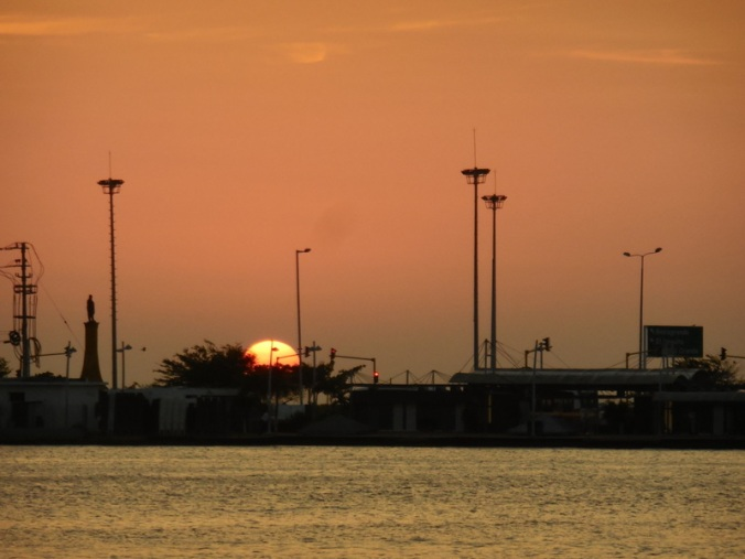 Sunset in Cartagena 4