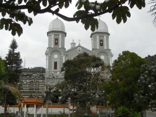 Yarumal church 1