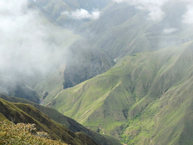 Andes view 3
