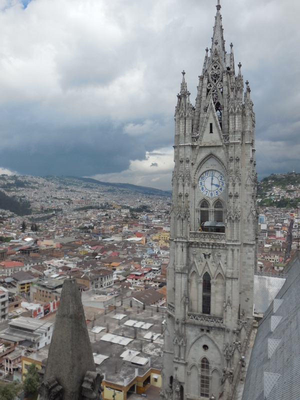 Basilica of the National roof 2