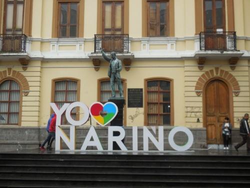 I love Narino (state)