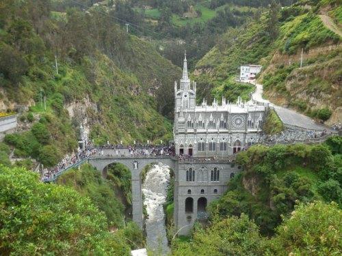Las Lajas church 7