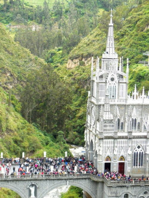 Las Lajas church 9