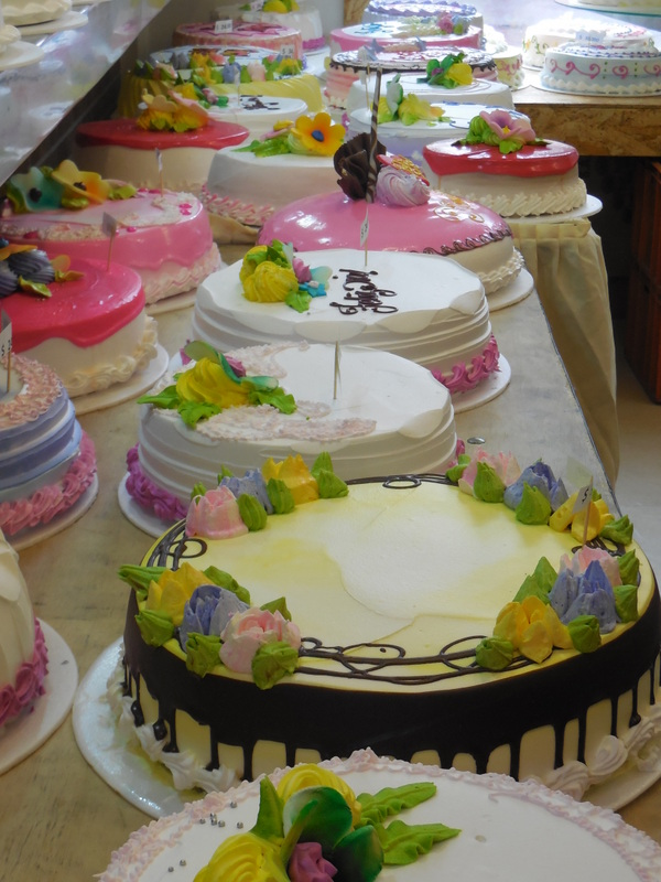 Mother's Day cakes 2
