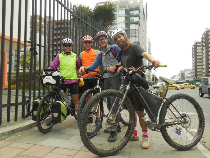 Nancy, Dave, Corbin, Shell