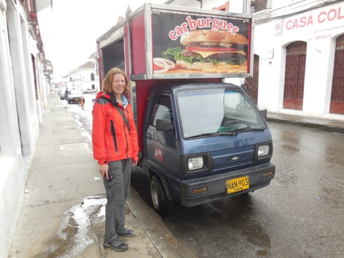 Nancy worked a Char Burger early in her career