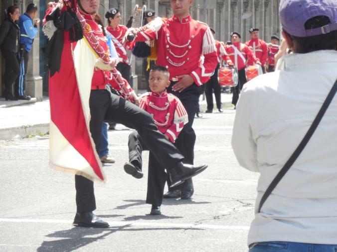 Parada junior 2