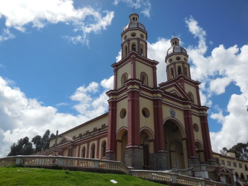 Pasto church - most famous 1