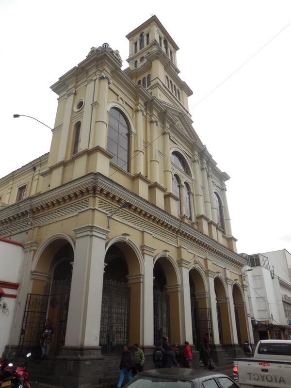 Pasto church
