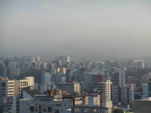 Quito haze