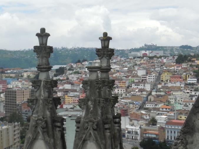 Quito skyline 4