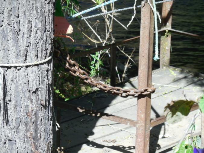 Bridge lock
