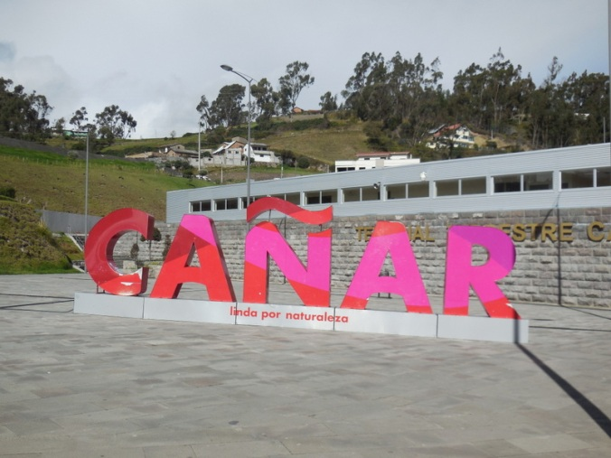 Canar - in the morning